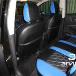 Авточехлы Nissan Qashqai