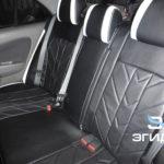 Авточехлы Nissan Almera Classic