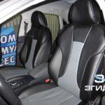 Авточехлы Audi A3 sport
