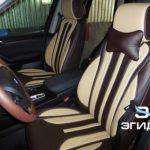 Авточехлы BMW X3