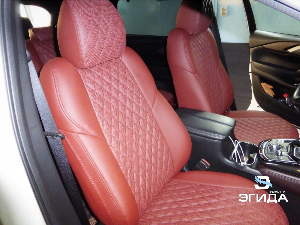 Авточехлы Mazda CX9