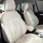 Авточехлы Audi Q3