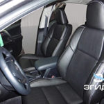 Перетяжка салона Toyota RAV4Перетяжка салона Toyota RAV4