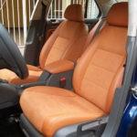 Перетяжка салона VW Jetta