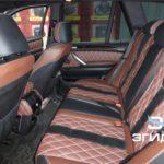 Перетяжка салона BMW X5