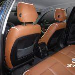 Перетяжка салона BMW 3