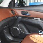 Перетяжка салона Chevrolet Cruze