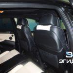 Перетяжка салона BMW X6