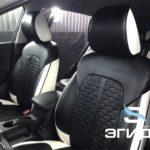 Авточехлы Kia Sportage 4